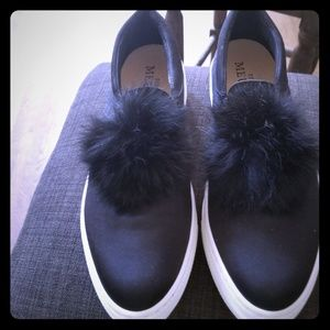 Sesto Meucci loafer style tennis shoes